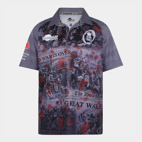 Army Rugby Union WWI Conmemorativo - Camiseta de Rugby