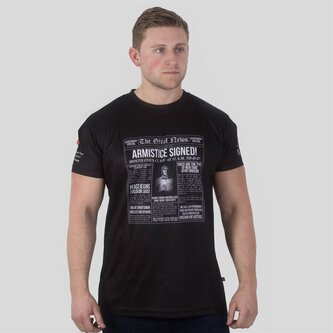 Army Rugby Union WWI Conmemorativo Headlines Rugby - Camiseta
