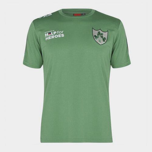 Help 4 Heroes Ireland T Shirt Mens