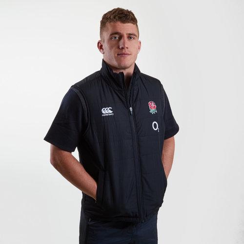 Inglaterra 2018/19 Players Rugby - Chaleco Acolchado