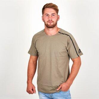 ZNE M/C Crew Neck - Camiseta