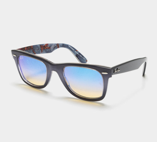 Ray-Ban 2140 Wayfarer Gafas de Sol Floral