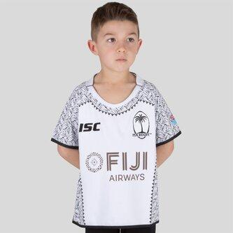 Fiji 7s 2017/18 Home Camiseta de Rugby para Niños