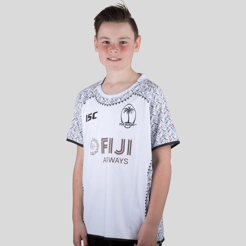 Fiji 7s 2017/18 Home Camiseta de Rugby Adolescente