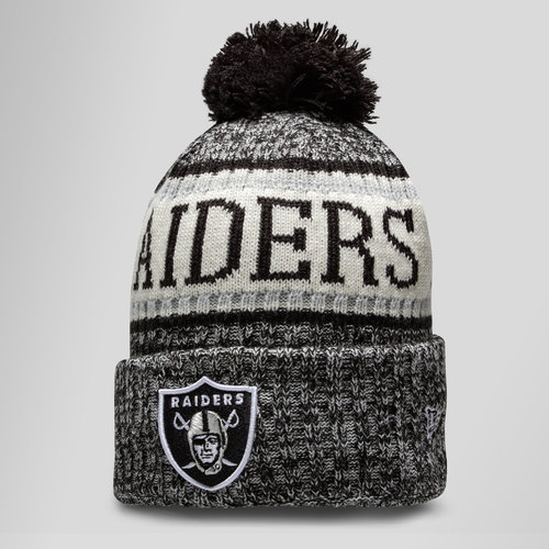 NFL Oakland Raiders Sideline Gorro