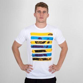 Film Graphic Camiseta de Rugby