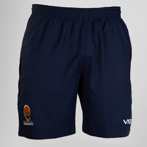 Worcester Warriors 2018/19 Core Shorts de Gimnasio de Rugby para Niños