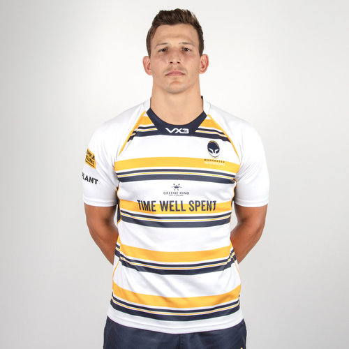 Worcester Warriors 2018/19 3rd - Replica, Camiseta de Rugby