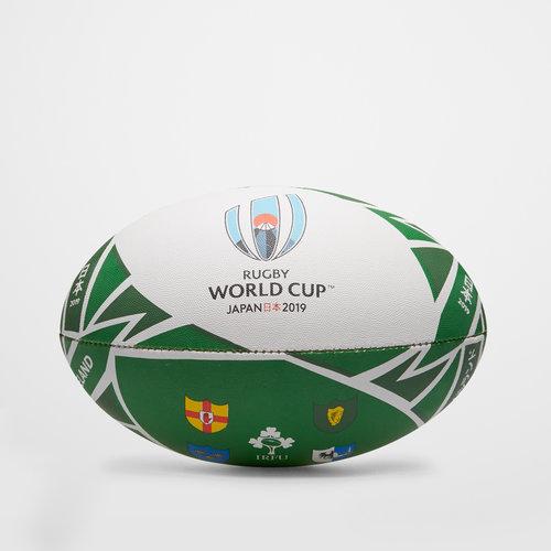 RWC 2019 Irlanda Replica Oficial Balon de Rugby