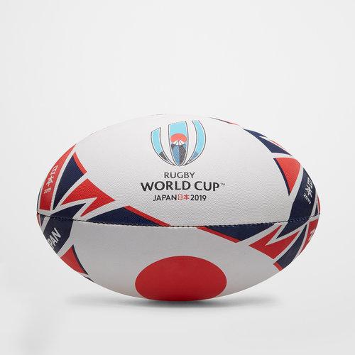RWC 2019 Japon Replica Oficial Balon de Rugby