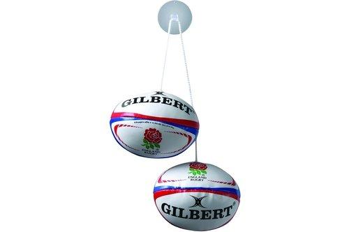 Internacinal adorno colgante de Balones de Rugby