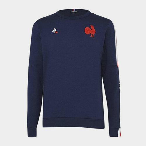 France Crew Neck Sweatshirt Mens