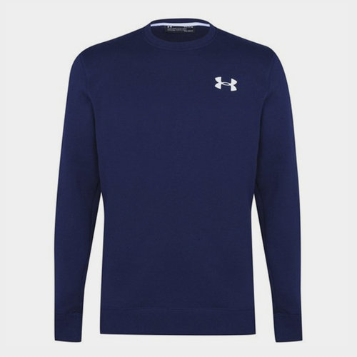 Armour Rival Solid Fitted Sudadera de Hombre