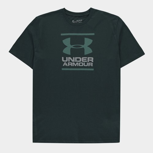 Foundation Camiseta de Mangas Cortas para Hombre