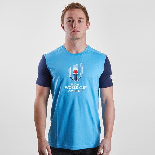 RWC 2019 Comiseta Grafica de Algodon