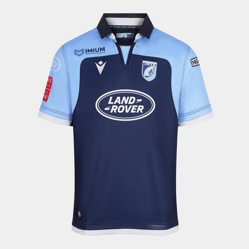 Camiseta Replica de los Cardiff Blues Local 2019/20
