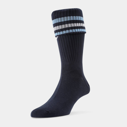 Cardiff Blues 2019/20 Home Rugby Socks