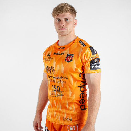 Camiseta Replica de los Dragons 2019/20