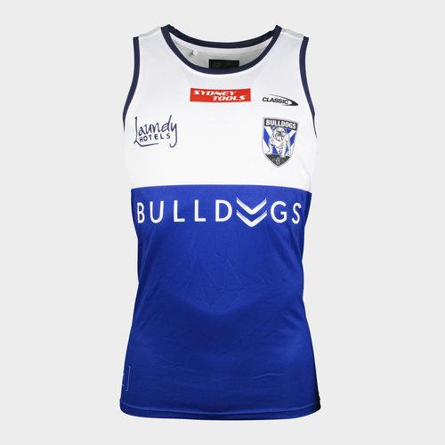Bulldogs Vest Mens
