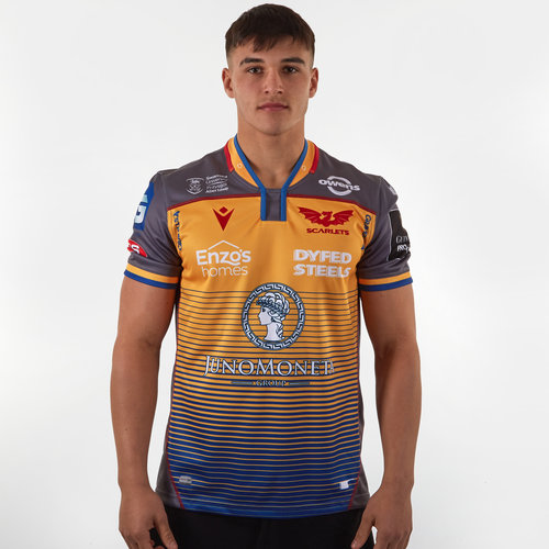 Camiseta Replica Alternativa de los Scarlets 2019/2020