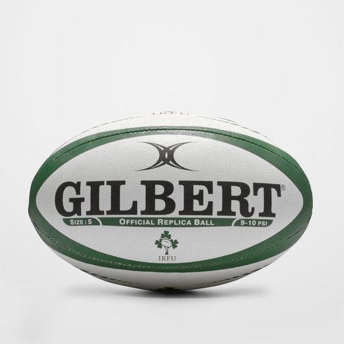 Réplica del balón de rugby