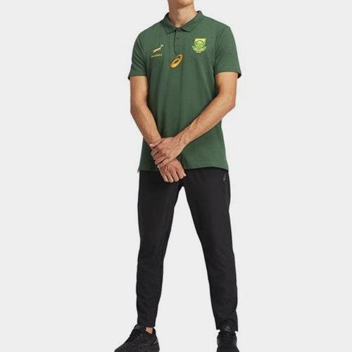 South Africa Media Polo Shirt Mens