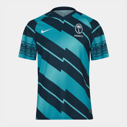 Camiseta de Rugby de Fiji 7s Visita 2021 2022