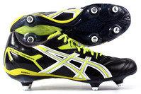 Asics Lethal Tigreor 6 ST SG - Botas de Rugby