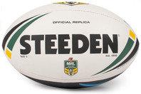 Steeden NRL 2014/15 Réplica - Balón de Rugby