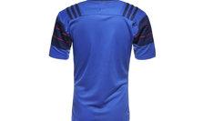 adidas Francia 2015/16 Primera Equipación M/C Réplica - Camiseta de Rugby