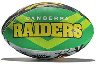 Steeden Canberra Raiders NRL 2015 Seguidores - Balón de Rugby
