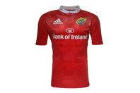 adidas Munster 2015/16 Primera Equipación M/C Réplica - Camiseta de Rugby