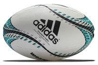 adidas Nueva Zelanda All Blacks 2016 - Balón de Rugby Entrenamiento