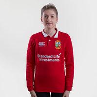 Canterbury British & Irish Lions 2017 Mujer Día de Partido Clásica M/L Rugby - Camiseta