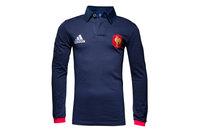 adidas Francia 2016/17 Seguidores M/L - Camiseta de Rugby