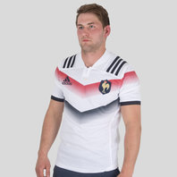 adidas Francia 2017/18 Alternativa M/C Réplica - Camiseta de Rugby
