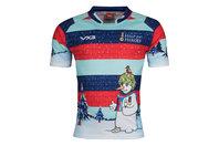 VX-3 Help For Heroes Navidad 2017 Snowman Charity - Camiseta de Rugby