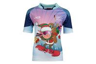 VX-3 Help For Heroes Navidad 2017 Niños Elfo Charity - Camiseta de Rugby