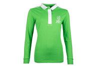 Womens RWC Irlanda 2017 Mujer M/L - Camiseta de Rugby