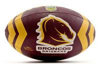 Steeden Brisbane Broncos 2018 NRL Rugby League - Balón