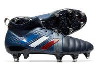 adidas Kakari X Kevlar SG - Botas de Rugby