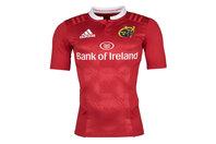 adidas Munster 2015/16 Home Players Auténtica M/C - Camiseta de Rugby