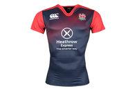 Canterbury Inglaterra 2015/16 Players M/C Test Rugby - Camiseta de Entrenamiento